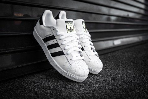 adidas Superstar White-Black