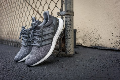 Adidas Ultra Boost Solid Grey $180