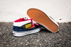 """Vans 'Year of the Monkey"""" Half Cab Multi-Suede-Leather -10"""