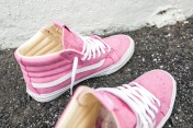 "Vans 'Year of the Monkey"" SK8-Hi Slim Pink-Leather-10"
