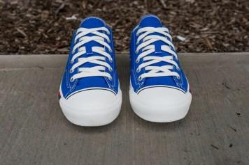 Pro-Keds Royal Lo Dazzling Blue ($60)
