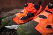 Instapump Fury ASYM Canopy Green-Peach-Red-12