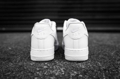Nike Air Force 1 white-white-4
