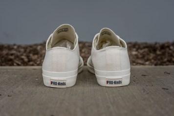Pro-Keds Royal Lo White ($60)