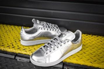 Raf Simons x adidas stan smith silver-20