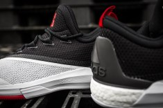 Adidas Crazylights White-Black-Red-6