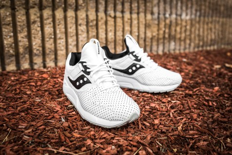 Saucony Grid 9000 'Micro Dot' White-11