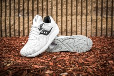 Saucony Grid 9000 'Micro Dot' White-13