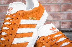 adidas Gazelle UniOrange-White-8