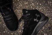 Under Armour Curry 1 Mid Black-Black Suede-14