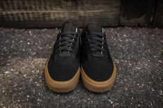 Vans Old Skool Canvas Black-Light Gum-4