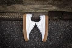Vans Old Skool Canvas True White-Light Gum-11