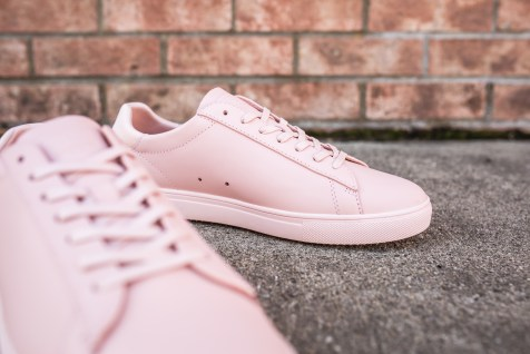 Clae Bradley Light Pink Leather-16