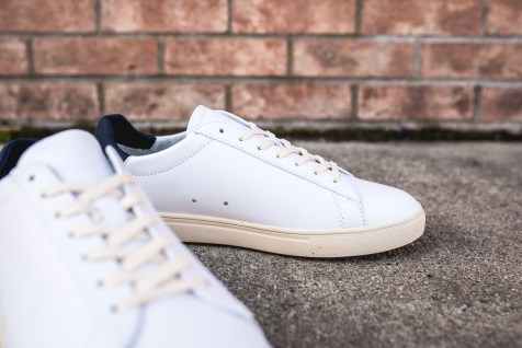 Clae Bradley White Leather-16