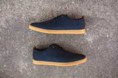 Clae Ellington Textile Deep Navy Canvas-12