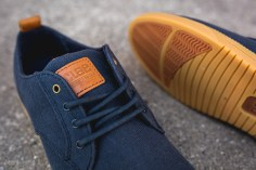 Clae Ellington Textile Deep Navy Canvas-9