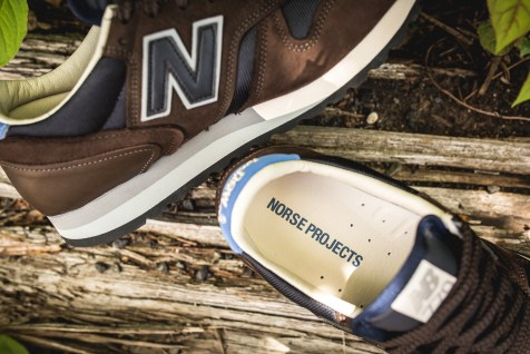 NB x Norse Projects M770NP-16