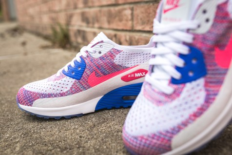 Nike W Air Max 90 Ultra 2.0 Flyknit 881109 103-12