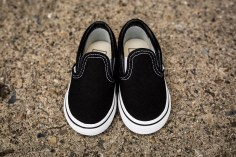 Vans infant Classic Slip-On VN000EX8BLK-4