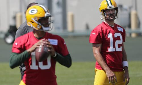 Aaron Rodgers drama all started with drafting Jordan Love