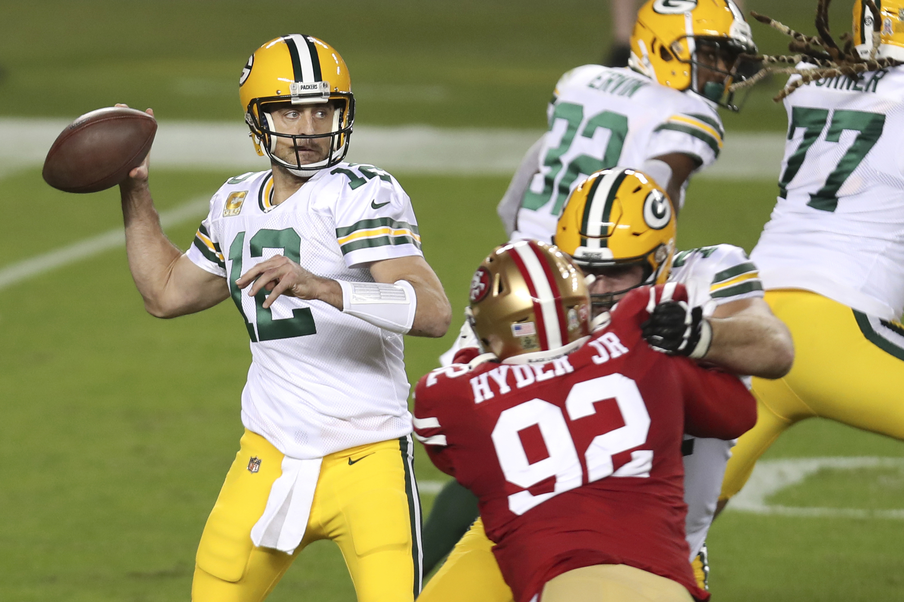 Sunday Night Football: Packers vs 49ers Pick Against the Spread
