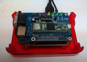tnc-pi9k6 – Packet-radio net