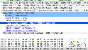 Troubleshooting with Wireshark – Analyzing Slow HTTP Applications