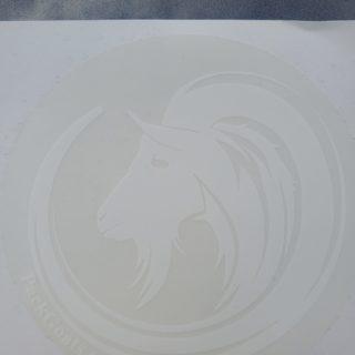 Goat Head Stickers