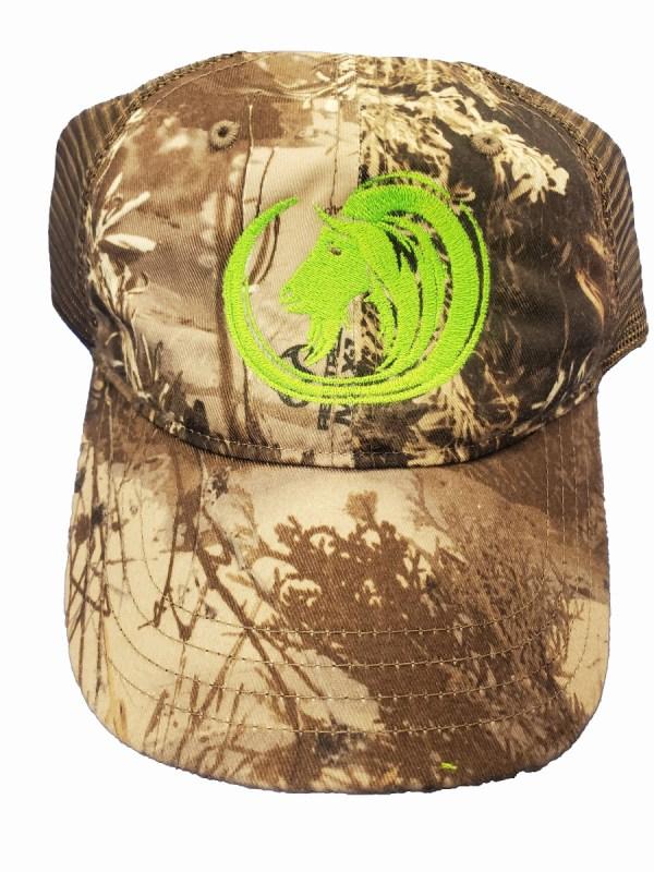 Brush Camo Hat