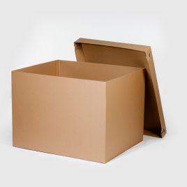 48x40x36″ HSC Bottom 48 ECT  / 275# D.W. Bulk Cargo Container $18.02/piece