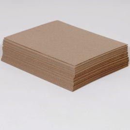 16×16″ Heavy Duty 30 pt. Chipboard Pad (280/case) $51.14/piece