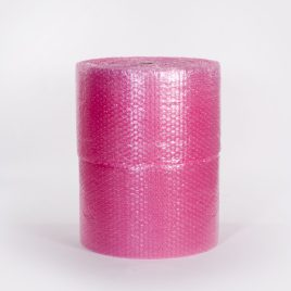 """3/16 """"48""""x750` Anti-Static Slit 24″ Perfed 12″ Small Bubble (2 rolls/bundle) $152.17/roll"""