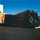 6'x100` 4 Mil Heavy-Duty Black Poly Sheeting $32.89/piece