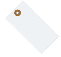 #1 2 3/4″x1 3/8″ Tyvek® Shipping Tags – Unwired (1000/case) $48.01/piece