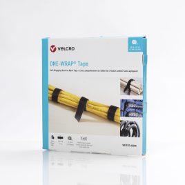 3/4″x25 yds VELCRO® Brand Black ONE-WRAP® Hook+Loop (1 Box) $52.85/piece