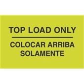 #DL3071  3×5″  Colocar Arriba Solamente – Bilingual Label $13.91/piece
