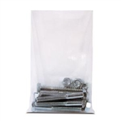 3×4″ 6 Mil Heavy-Duty Flat Poly Bag (2000/Case) $42.22/piece