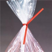 7″x3/16″ Blue Paper Twist Ties (1000/bag) $10.23/piece