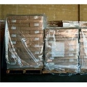 51x49x73″  3 Mil Clear Pallet Covers/Bin Liners (50/roll) $225.29/piece