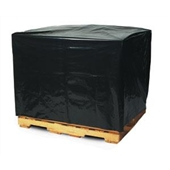 51x49x73″ 3 Mil Black Pallet Covers/Bin Liners with UVI Additive (50/case) $206.56/piece