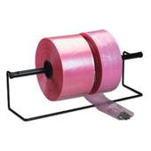 4″ X 2,150` 2 Mil Pink Anti-Static Poly Tubing $71.38/piece