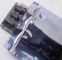 8×8″ Grey Reclosable Static Shielding Bags (1000/case) $346.43/piece