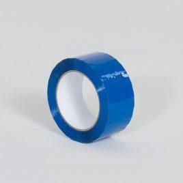 2″x110 yds. 1.9 Mil Blue Carton Sealing Tape (36/Case) $149.57/piece