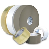 2″x1500 yds. 1.9 Mil Medium Grade Clear Hot Melt Carton Sealing Tape (6/Case) $184.9/piece