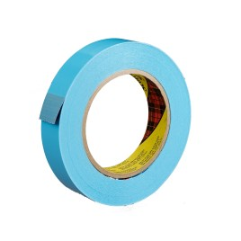 2″x60 yds. 4.6 Mil Blue 160lbs Tensile Strength 3M #8898 Scotch® Polypropylene Stapping Tape (24/case) $354.64/piece