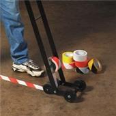 2″ X 18 yds. 6 Mil Black/Yellow Striped Safety Tape (24/Case) $77.98/piece