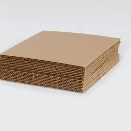 42×42″ Corrugated Sheet (250/Bale) Buy the Bale for $1.09/piece