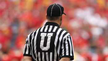 adult american football athlete audience