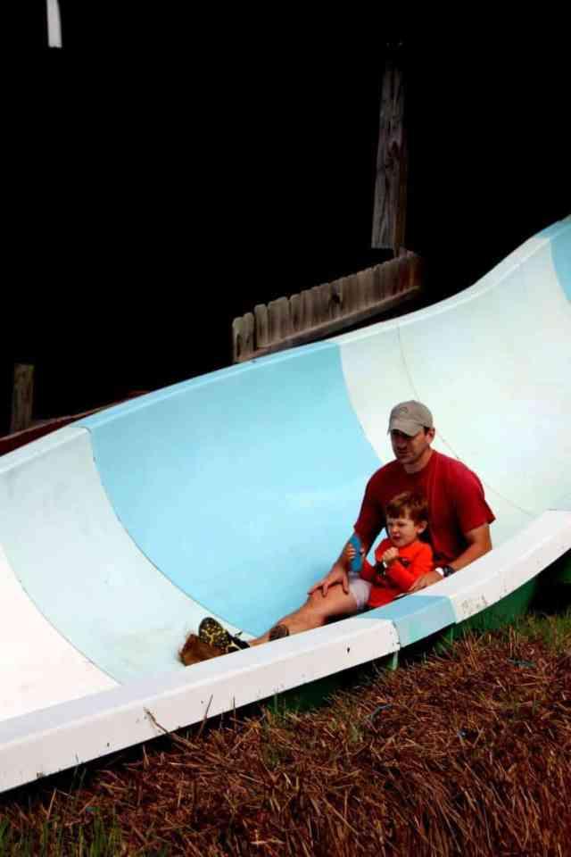 Cox Farms Barn Slide