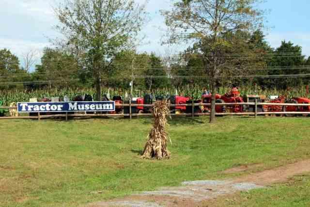 Cox Farms Tractor Museum